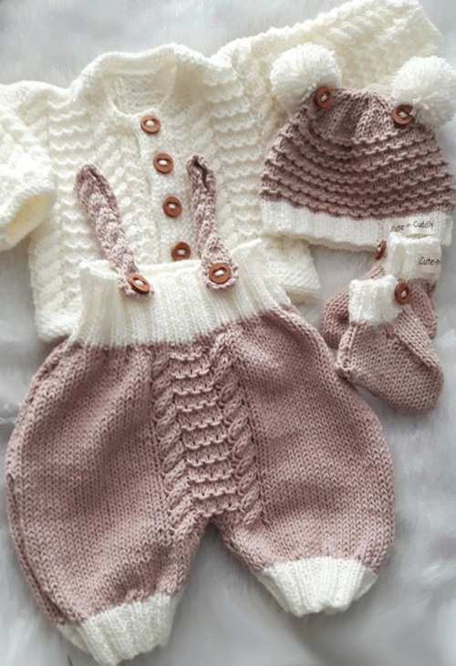 Pawl - Knitting Pattern