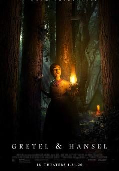 Gretel & Hansel Un siniestro cuento de hadas (2020) Online