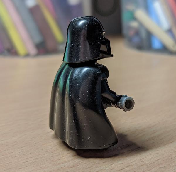 Дарт Вейдер фигурка лего Star Wars Звездные войны