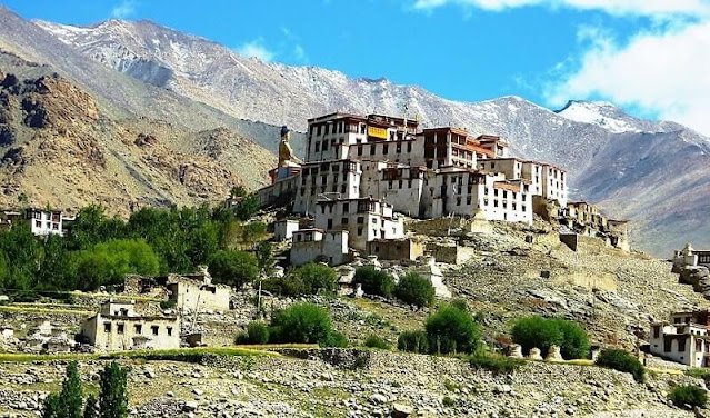Likir Monastery, Best Places to visit in Ladakh