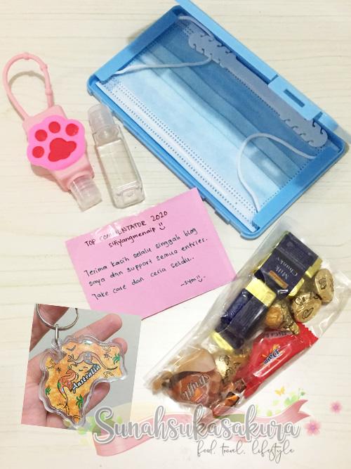 Terima Kasih Blogger Siti Yang Menaip