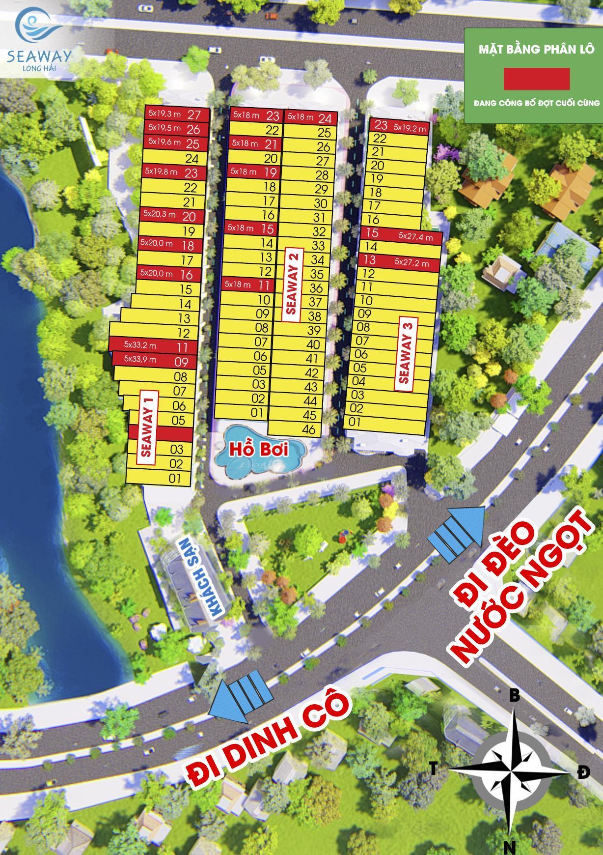 Seaway Long Hải Phố Vàng Thương Mại trên cung đường Resort - Ảnh 3