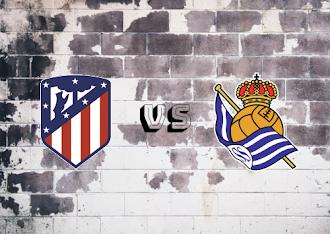 Atlético Madrid vs Real Sociedad  Resumen y goles