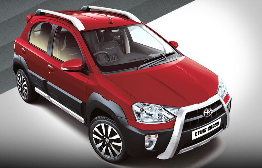 Toyota Etios Cross Is The Most Horrible Of All Cross
