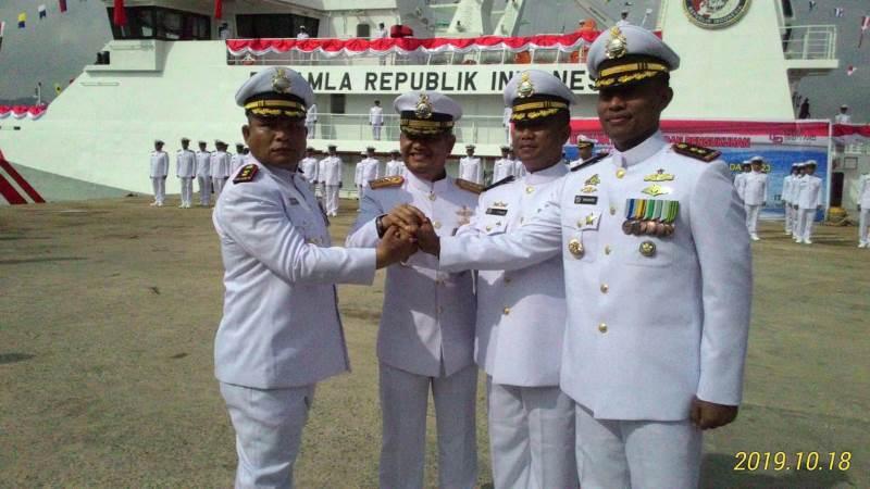 """Resmi Tiga Unit Kapal Patrol Baru Perkuat Bakamla RI """"Indonesian Coast Guard"""""""
