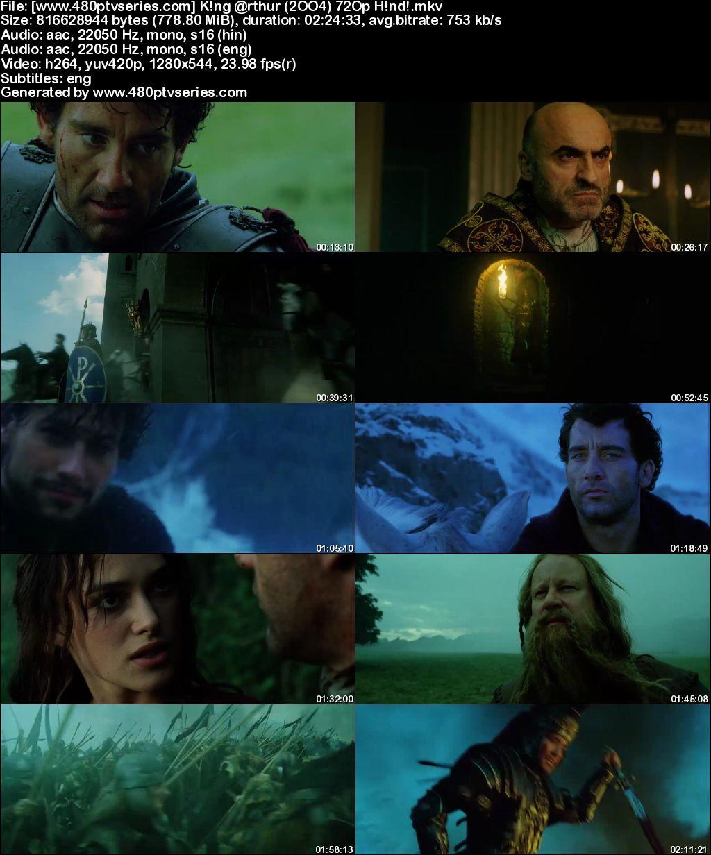 Watch Online Free King Arthur (2004) Full Hindi Dual Audio Movie Download 480p 720p Bluray