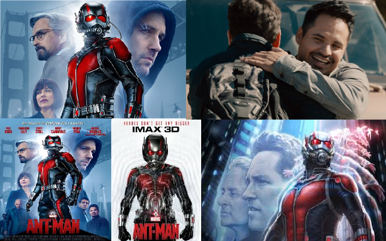 Ant Man 2015 Bluray Hindi English Full Movie Downld Or Watch Online