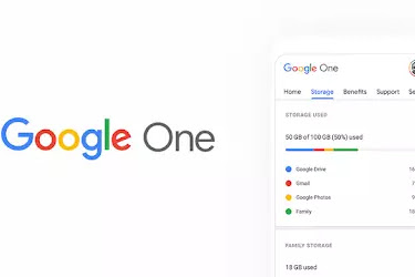 What is Google One and how does Google Drive work?