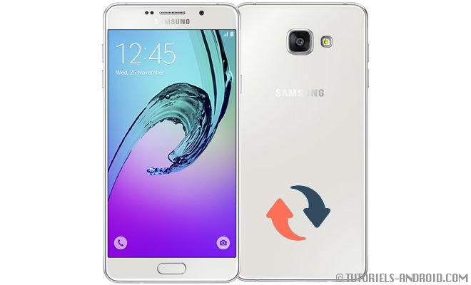 A710FXXU2CQI6 : update galaxy a7 (2016 ) to android 7.0