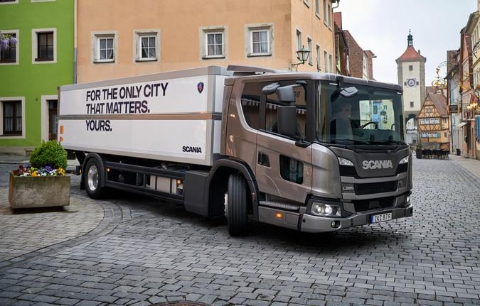 Scania Série L passa a contar com a opção de motores de 7 litros