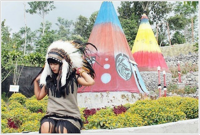 Kampung Indian;10 Top Destinasi Wisata Kediri