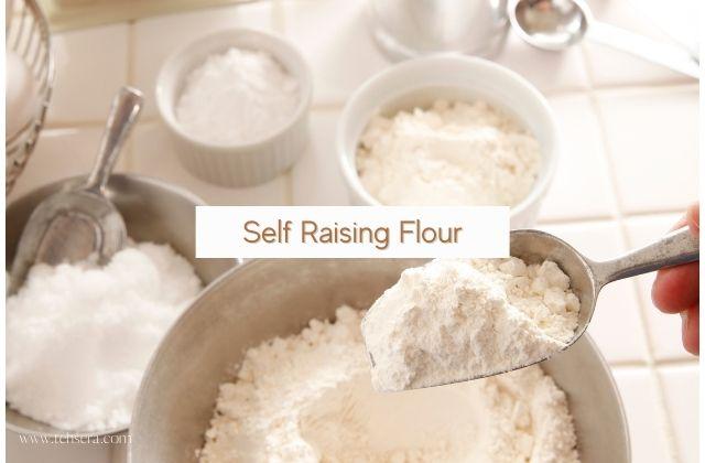 self raising flour adalah