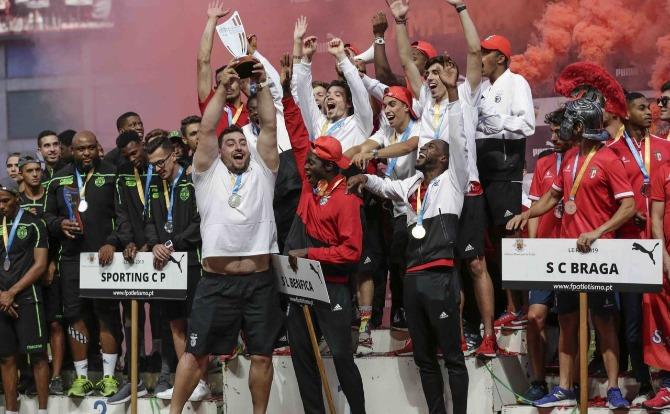 Benfica Campeão Nacional de Atletismo 2018/19