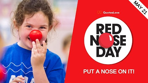 [Best] Red Nose Day 2021: Quotes, Sayings, Meaning, Images, Pictures, Wallpaper