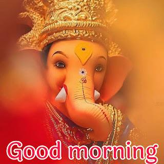 good morning ganesh bhagwan ka photo hd pics