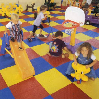 Greatmats plastic basement tiles