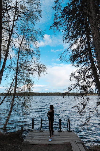 Sauna Experience in Rovaniemi