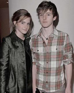 Picture of Jacqueline Luesby's children Emma and Alex