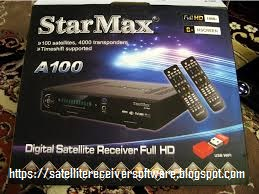 Receiver starmax a100 free download