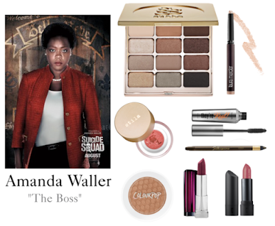 amanda waller make up