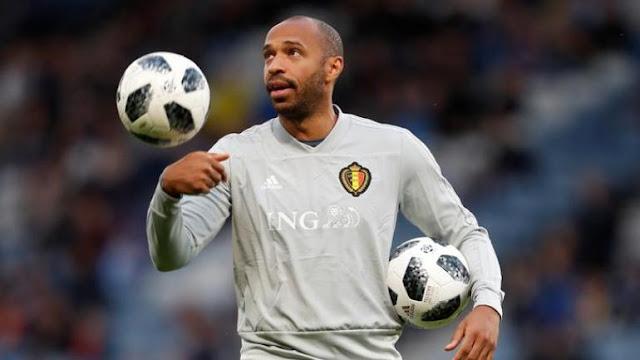 Thierry Henry Kembali Melatih As Monaco