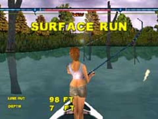 Big Bass Fishing Games Download