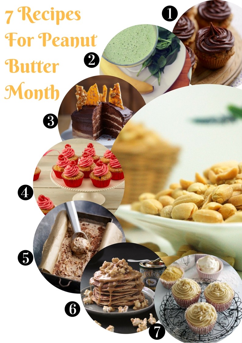 7 Recipes For Peanut Butter Month