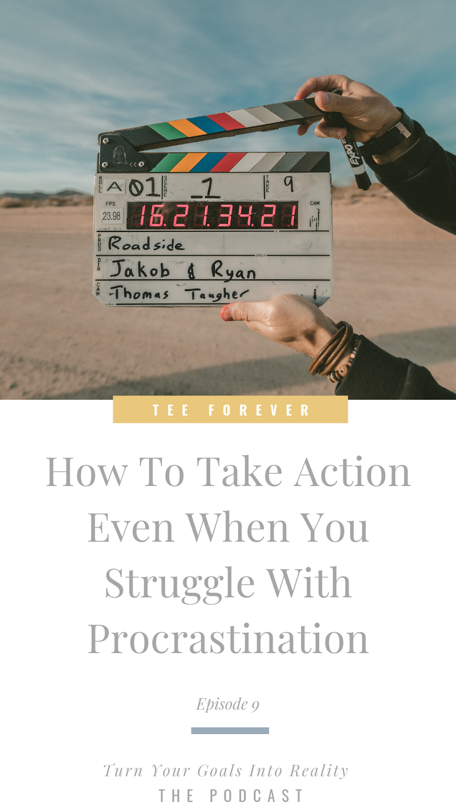 How To Take Action Even When You Struggle With Procrastination