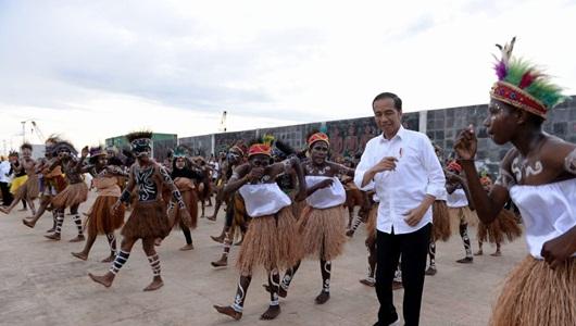Jokowi Akan Berdialog dengan Pengungsi di Wamena