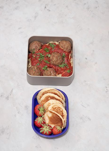 lunchbox, bento, jedzonko do pracy