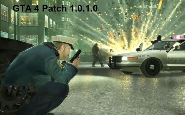 GTA 4 الباتش الرسمي الأول للإصدار 1.0.1.0 جميع التعديلات مع التحميل