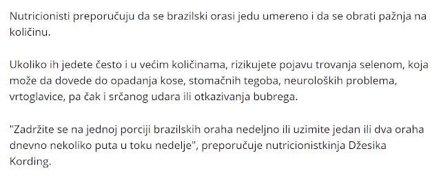 Serbian reading comprehension