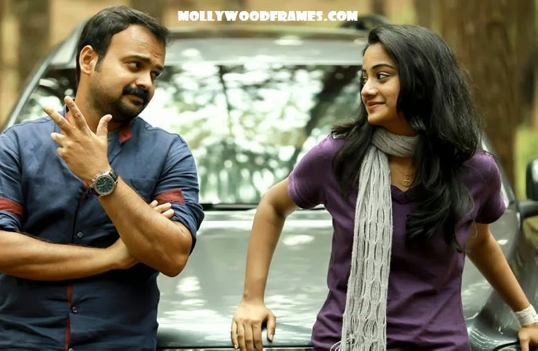 Chackochan and Namitha in 'Law Point'