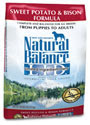 Picture of Natural Balance L.I.D. Limited Ingredient Diets Sweet Potato and Bison Dry Dog Food