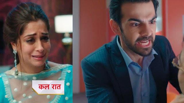 Big Shocker! Sonakshi slaps Ronit allegations drama hikes in Kahaan Hum Kahaan Tum