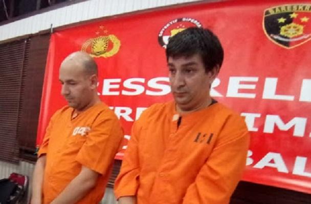 2 Turis Bulgaria Ditangkap Polisi, Ini Sebabnya