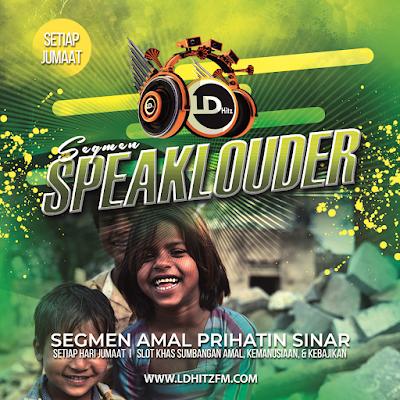 Segmen Speaklouder