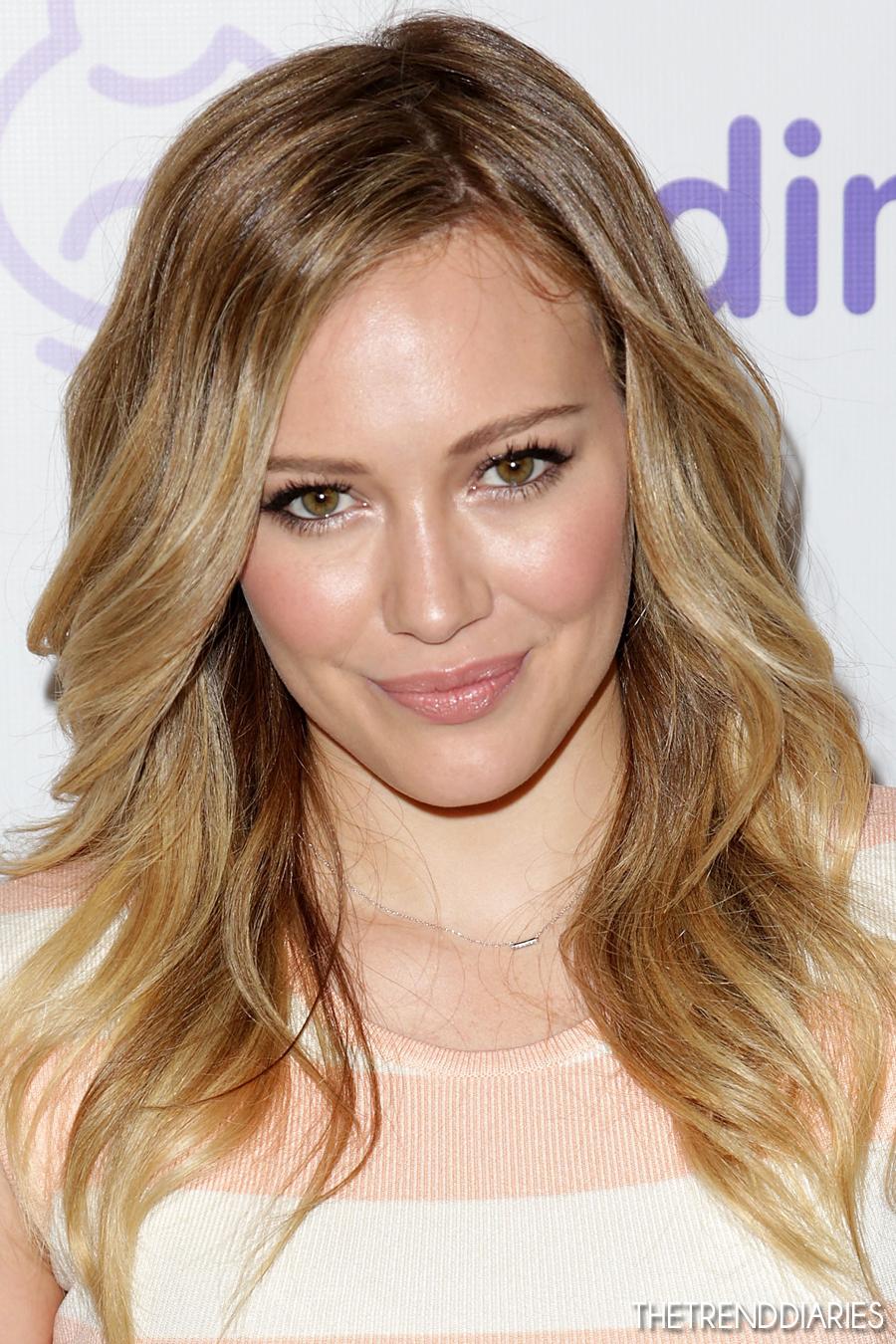 Hilary Duff Hilary Duff Hairstyles