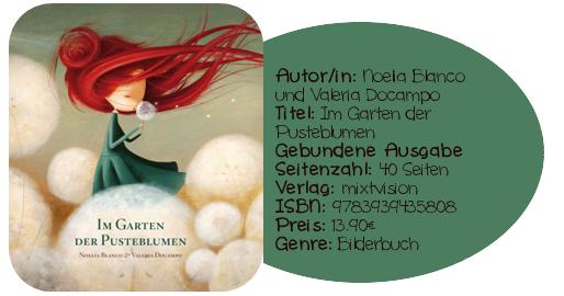 """Riiinchens Bücherwelt Rezension """"Im Garten Der Pusteblumen"""" Von"""