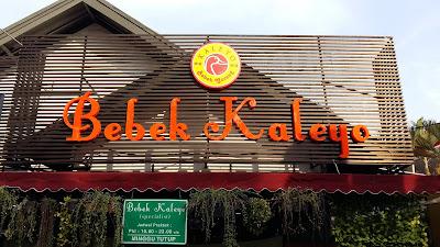 Gerai Kaleyo yang ada di wilayah Tomang Kawasan Jakarta Barat