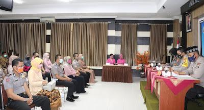 Waka Polres Bantul Pimpin Sidang BP4R Lima Anggota Yang Hendak Nikah