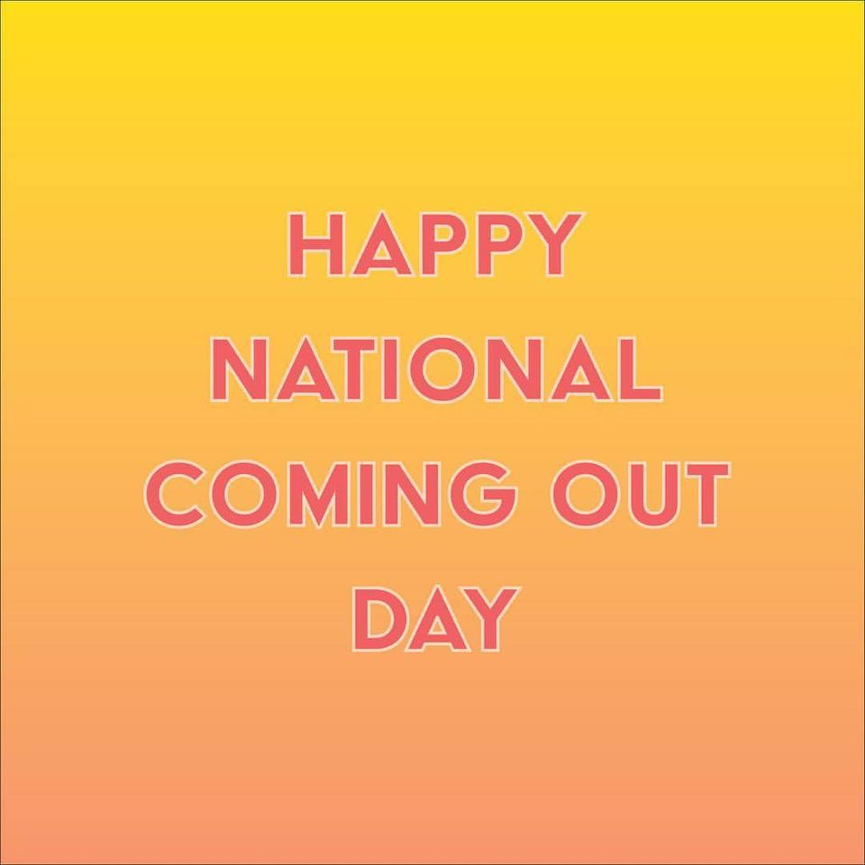 National Coming Out Day Wishes Awesome Images, Pictures, Photos, Wallpapers