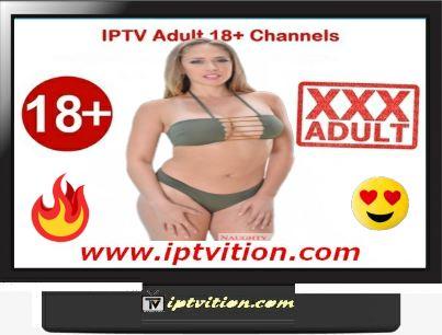 IPTV Adult +18 m3u Channels list_Updated:07-07-2020