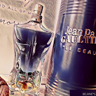 Blog PurpleRain Parfum : Jean Paul Gaultier - le Beau