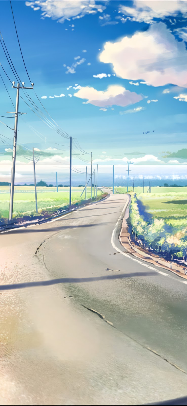 5 Centimeters Per Second Mobile Wallpaper