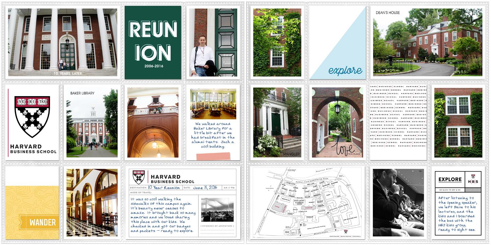 Scraps of Shirlee: Harvard Business School   10-Year Reunion