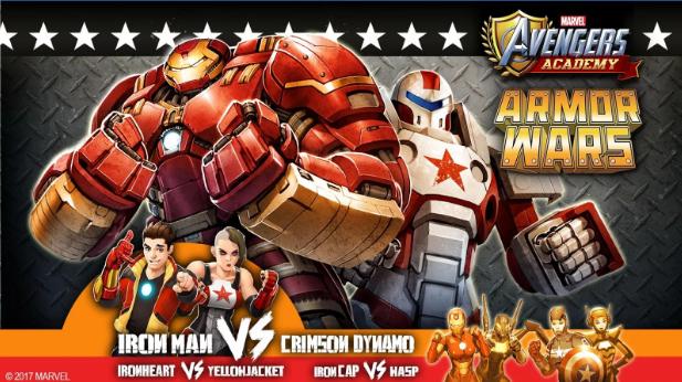 Link Unduh Mod Marvel Avengers Academy Apk