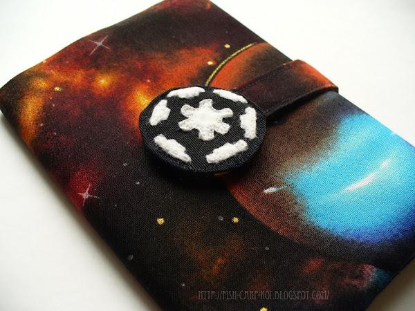 """Комплект для поклонников """"Звездных войн"""" - обложка на паспорт """"Empire"""""""
