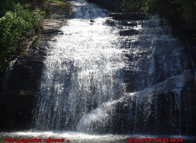 Upper Helton Creek Falls