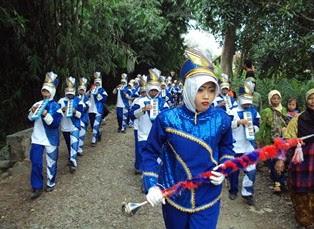 Mayoret SMP Muhammadiyah Belawa Is The Best